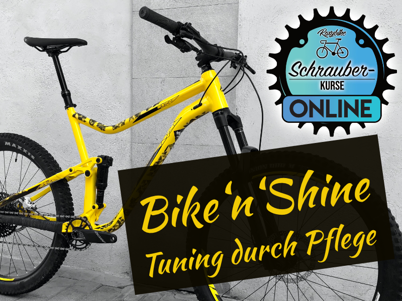 Online Bike Tuning Workshop