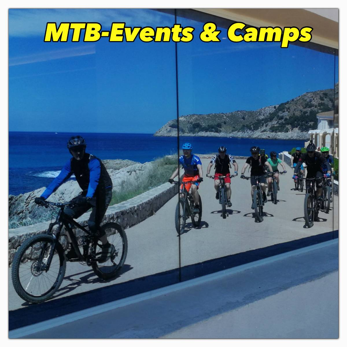 Mountain Bike Events and Camps in Spain, Majorca and South Tyrol