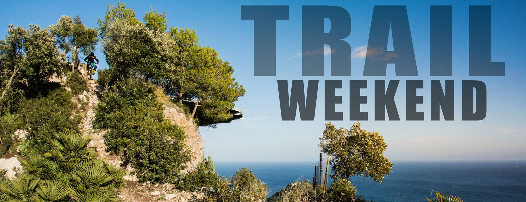 Trail Weekend for Expert Riders in Majorca