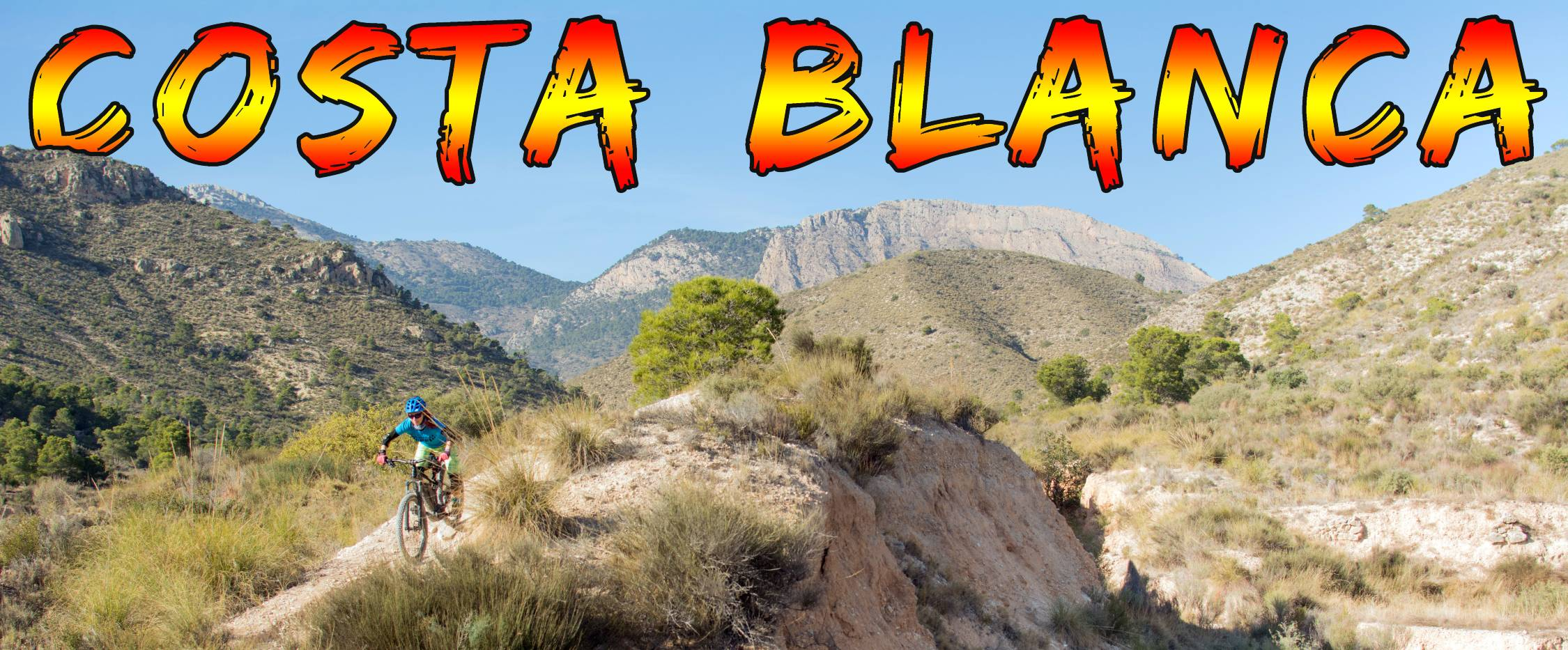 Enduro Mountain Bike Camp an der Costa Blanca