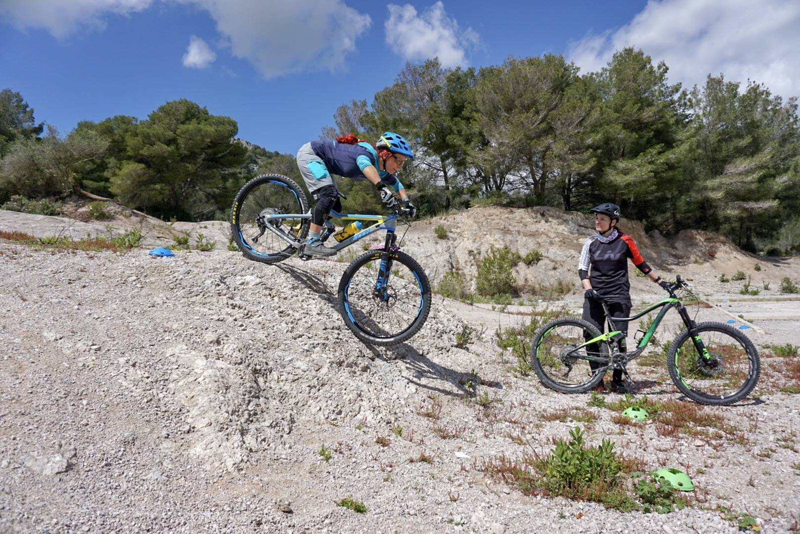 MTB_Coaching_Lady_Camp_Fahrtechnik_bike