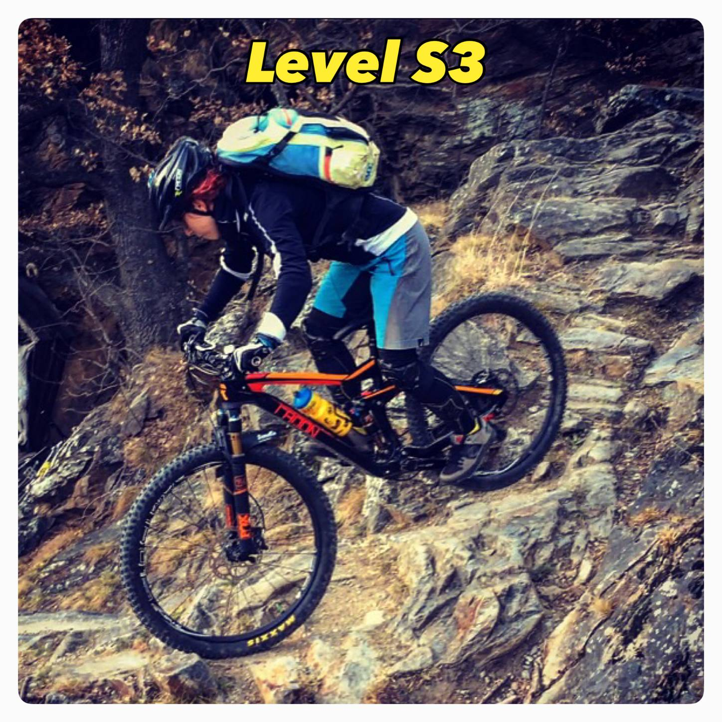 Level 3 Touren für absolute MTB-Pros auf Mallorca